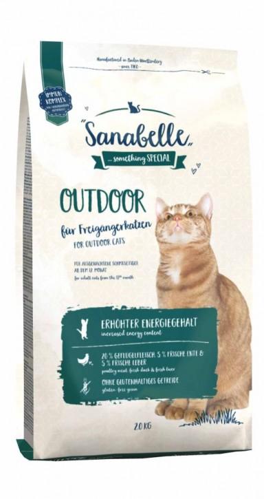 Sanabelle Outdoor 400 g, 2 kg oder 10 kg (SPARTIPP: unsere Staffelpreise)