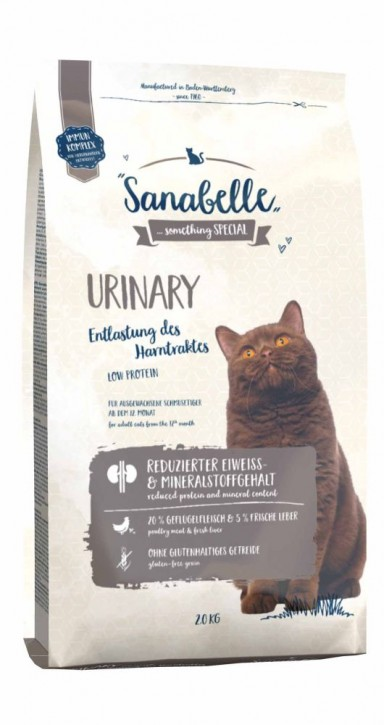 Sanabelle Urinary 2 kg