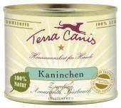 Terra Canis Classic Kaninchen mit Zucchini, Amaranth & Bärlauch 12 x 200 g