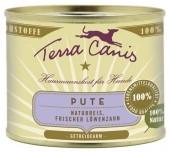 Terra Canis Classic Pute mit Naturreis & frischem Löwenzahn 200 g