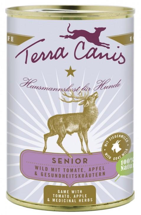 Terra Canis Senior Wild 12 x 400 g