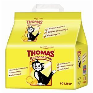 Thomas Katzenstreu 10 L, 20 L oder 30 Liter