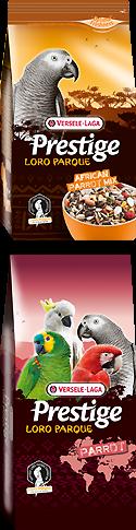 Versele Laga African Parrot Loro Parque Mix 2,5 kg oder 15 kg (SPARTIPP: unsere Staffelpreise)