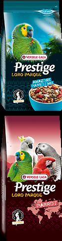 Versele Laga Amazon Parrot Loro Parque Mix 1 kg oder 15 kg (SPARTIPP: unsere Staffelpreise)