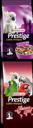 Versele Laga Australian Parrot Loro Parque Mix 1 kg oder 15 kg (SPARTIPP: unsere Staffelpreise)