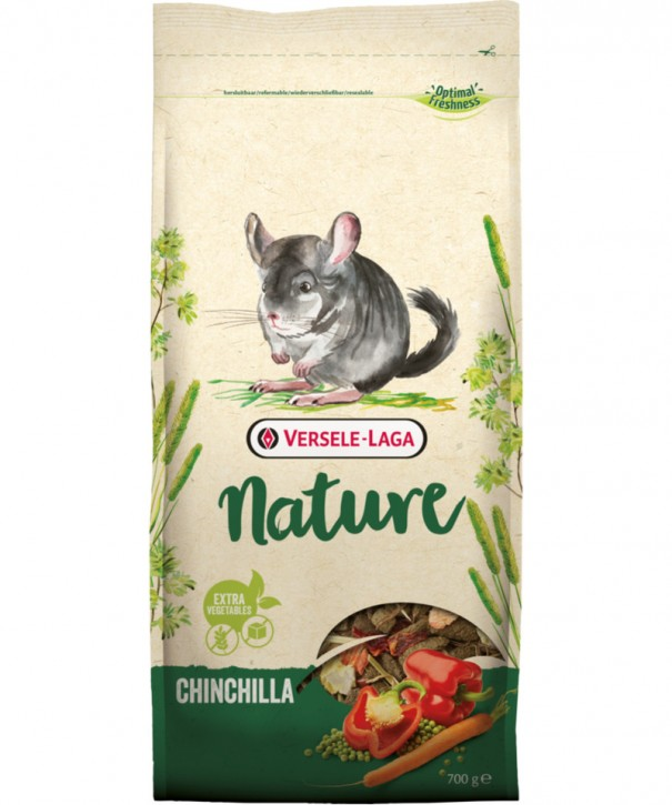 Versele Laga Chinchilla Nature 700 g, 2,3 kg oder 9 kg