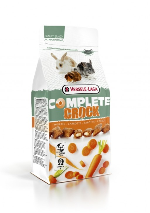 Versele Laga Complete Crock Carrot 7 x 50 g