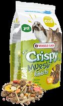 Versele Laga Crispy Muesli Rabbits 2,27 kg oder 20 kg