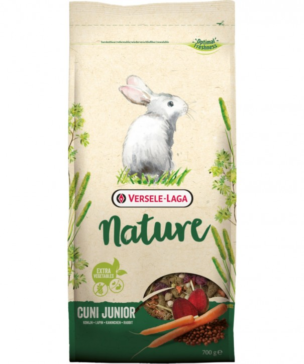 Versele Laga Cuni Junior Nature 700 g oder 2,3 kg