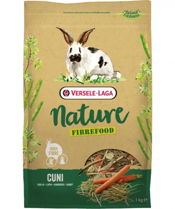 Versele Laga Cuni Nature Fibrefood 1kg, 2,8 kg oder 8 kg