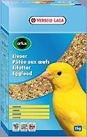 Versele Laga Orlux Eifutter trocken Kanarien 1 kg oder 5 kg