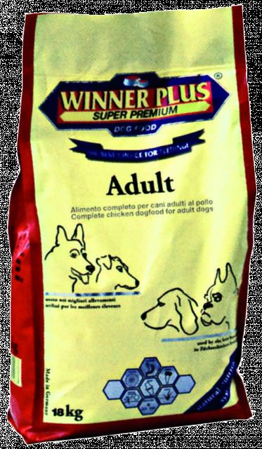 Winner Plus Adult 3 kg oder 18 kg