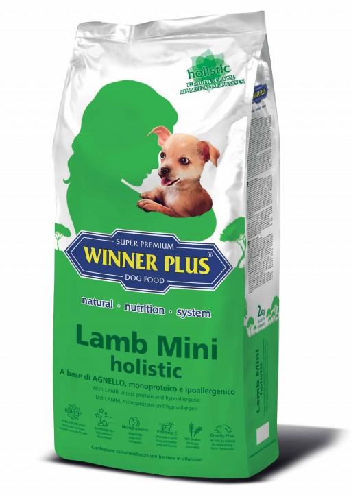 Winner Plus Holistic Lamb Mini 2 kg oder 10 kg (SPARTIPP: unsere Staffelpreise)
