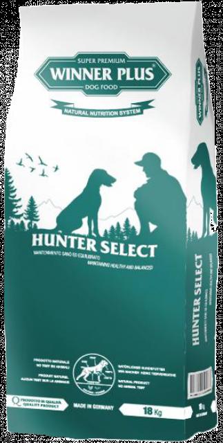 Winner Plus Hunter Select 18 kg