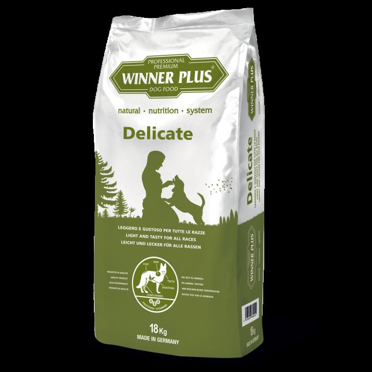 Winner Plus Sensitive Delicate 18 kg