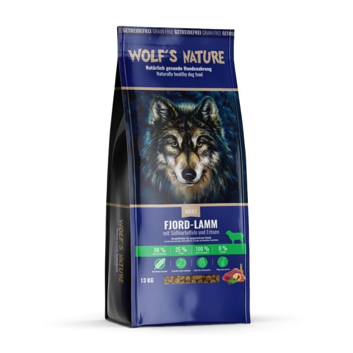 Wolfs Nature Adult Lamm 13 kg