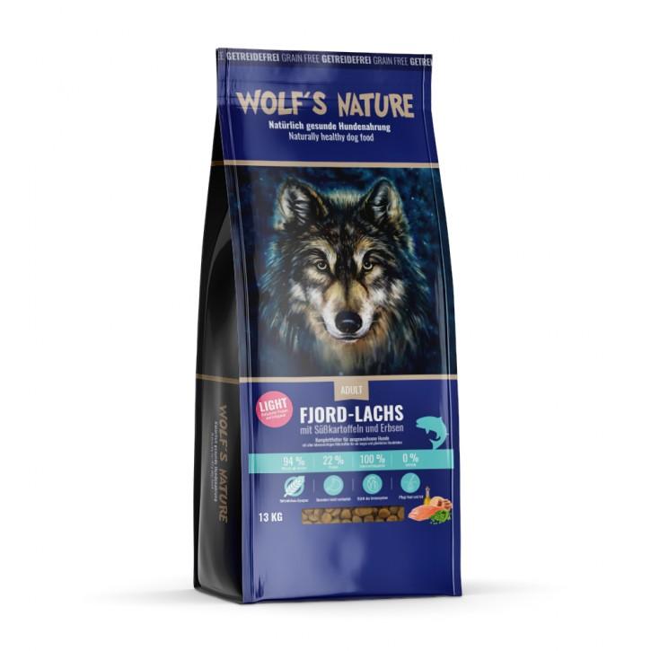 Wolfs Nature Light 8 kg, 13 kg oder 20 kg