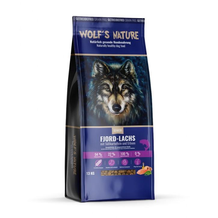 Wolfs Nature Senior 8 kg, 13 kg oder 20 kg