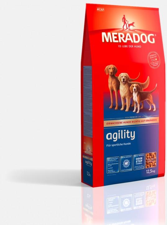 Mera Dog Agility 4 kg oder 15 kg (SPARTIPP: unsere Staffelpreise)