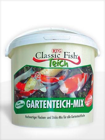 Classic Fish Gartenteich-Mix 5.000 ml (Eimer)