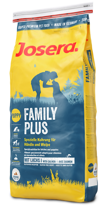 Josera Family Plus 15 kg (SPARTIPP: unsere Staffelpreise)