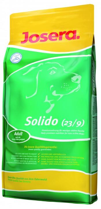 Josera Solido 15 kg (SPARTIPP: unsere Staffelpreise)