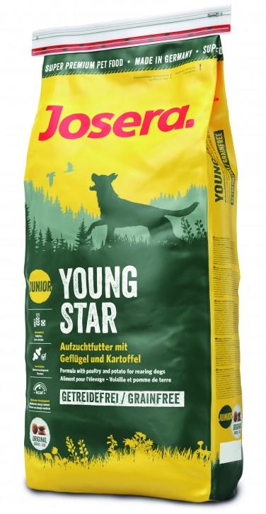 Josera YoungStar 4 kg oder 15 kg