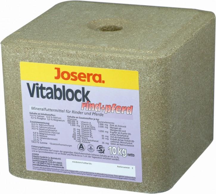 Josera Vitablock 10 kg (SPARTIPP: unsere Staffelpreise)
