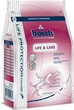 Bosch Dog Life & Care 2 x 12,5 kg (Staffelpreis)