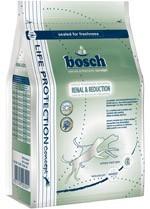Bosch Dog Renal & Reduction 750 g, 3,25 kg oder 11,5 kg (SPARTIPP: unsere Staffelpreise)