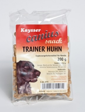 Canius Trainer Huhn 200 g