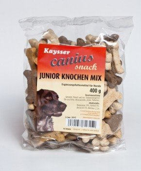 Canius Junior Knochen Mix 400 g