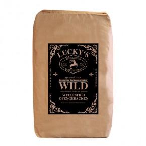 Luckys Black Label Wild 1 kg, 6 kg oder 13 kg (SPARTIPP: unsere Staffelpreise)