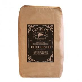 Luckys Black Label Edelfisch 1 kg, 6 kg oder 13 kg (SPARTIPP: unsere Staffelpreise)