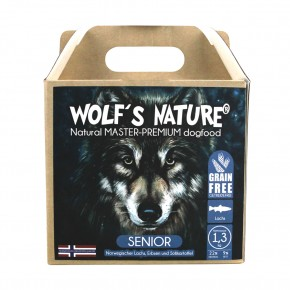 Wolfs Nature Light & Senior 1,3 kg, 8 kg oder 20 kg