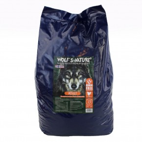 Wolfs Nature Adult Landhuhn 15 kg