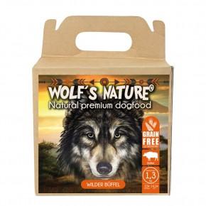 Wolfs Nature Adult Wilder Büffel 1,3 kg, 8 kg oder 15 kg (SPARTIPP: unsere Staffelpreise)