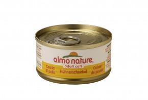 Almo Nature Hühnerschenkel 24 x 70 g