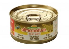 Almo Nature Thunfisch mit Mais 24 x 70 g