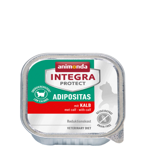 Animonda Cat Integra Protect Adipositas Adult mit Kalb 100 g