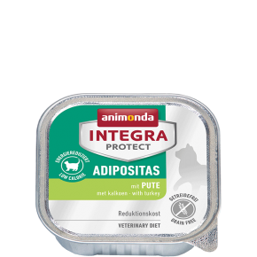 Animonda Cat Integra Protect Adipositas Adult mit Pute 100 g