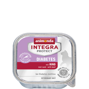 Animonda Cat Integra Protect Diabetes Adult mit Rind 100 g