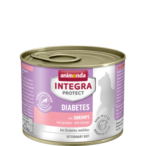 Animonda Cat Integra Protect Diabetes Adult mit Shrimps 200 g