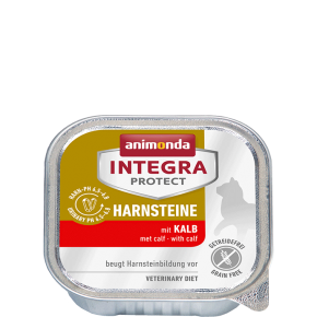 Animonda Cat Integra Protect Harnsteine Adult mit Kalb 100 g