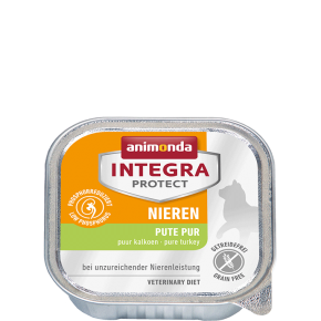Animonda Cat Integra Protect Nieren Adult Pute pur 100 g