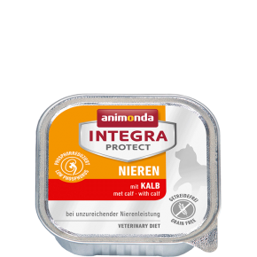 Animonda Cat Integra Protect Nieren Adult mit Kalb 100 g