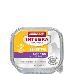 Animonda Cat Integra Protect Sensitive Adult Lamm & Reis 100 g