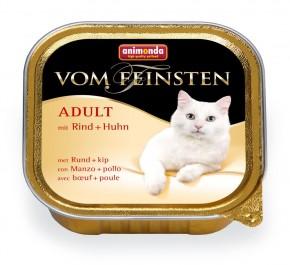 Animonda Cat Vom Feinsten Adult Rind und Huhn 100 g