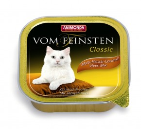 Animonda Cat Vom Feinsten Adult mit Multi Fleischcocktail 100 g