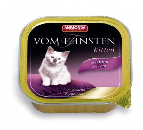 Animonda Cat Vom Feinsten Kitten mit Lamm 100 g
